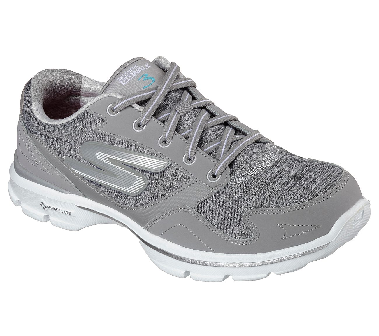 skechers go walk with laces