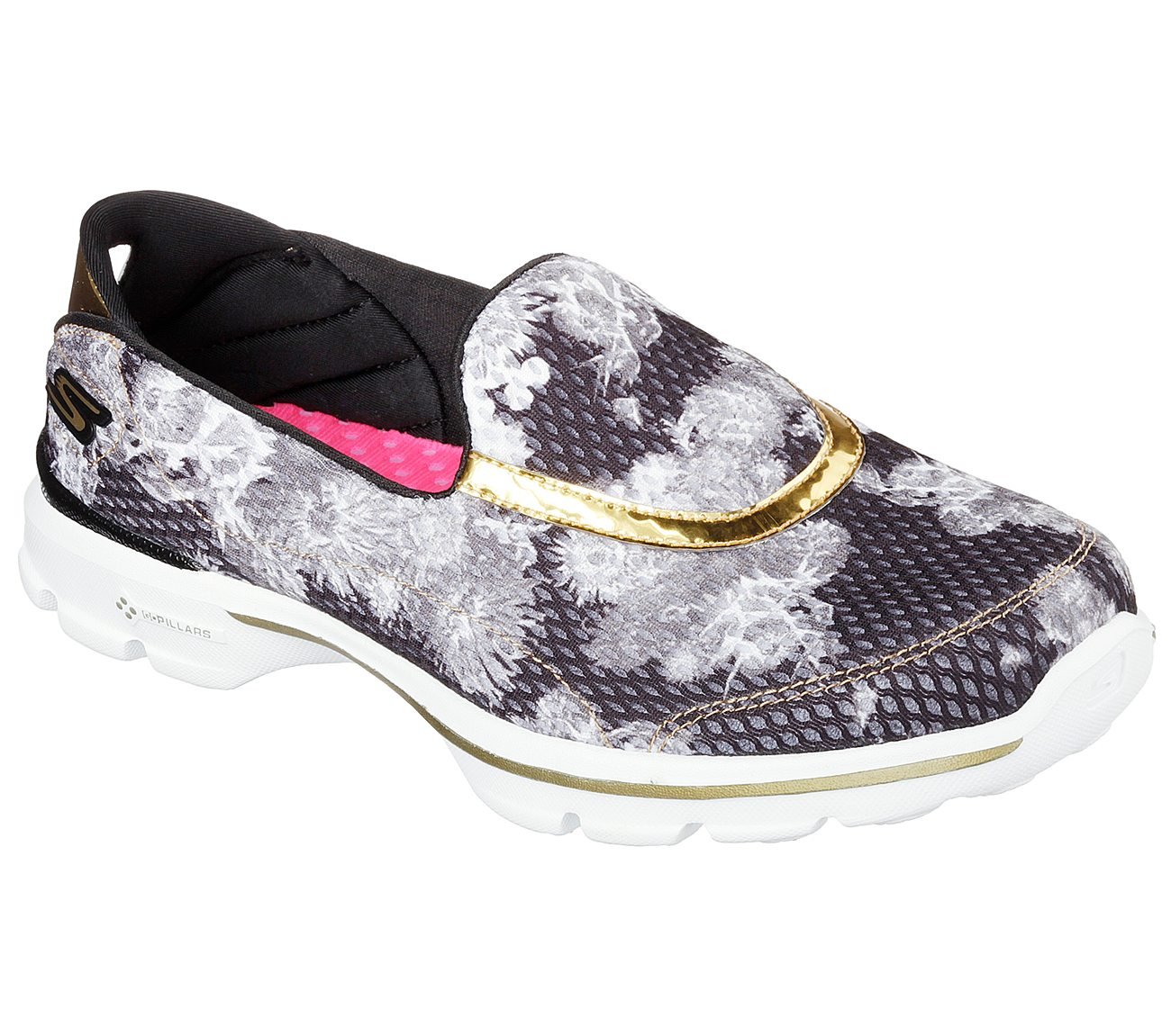 Gold Rush Skechers Performance Shoes