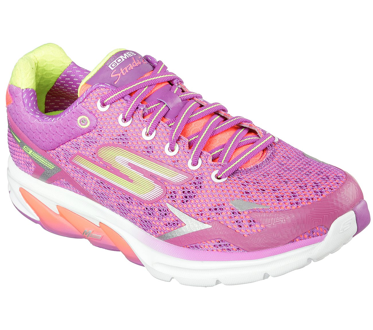 New Women's Skechers 14115 GOMeb Strada 2 Running Shoes Size 8.5 (F1)