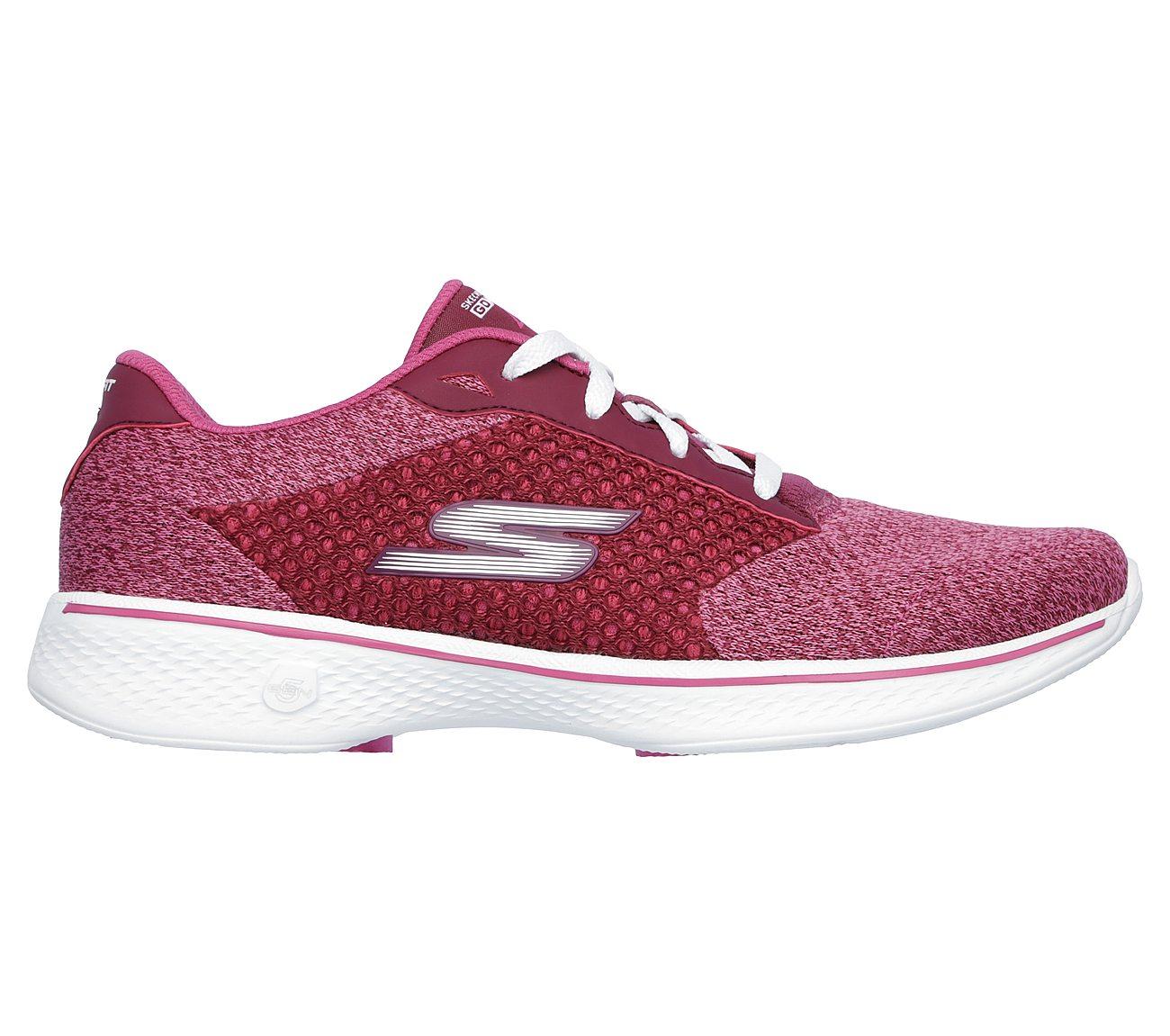 SKECHERS Performance Go Walk 4 (Purple) Damen Schuhe
