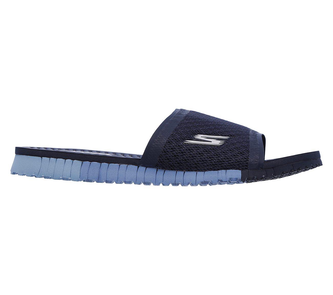 skechers go flex flip flops