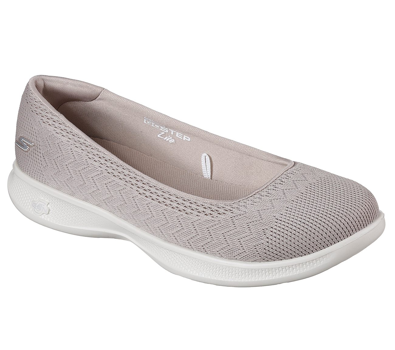 Skechers Go Step Lite Solace Womens Comfort Lightweight Casual Shoes