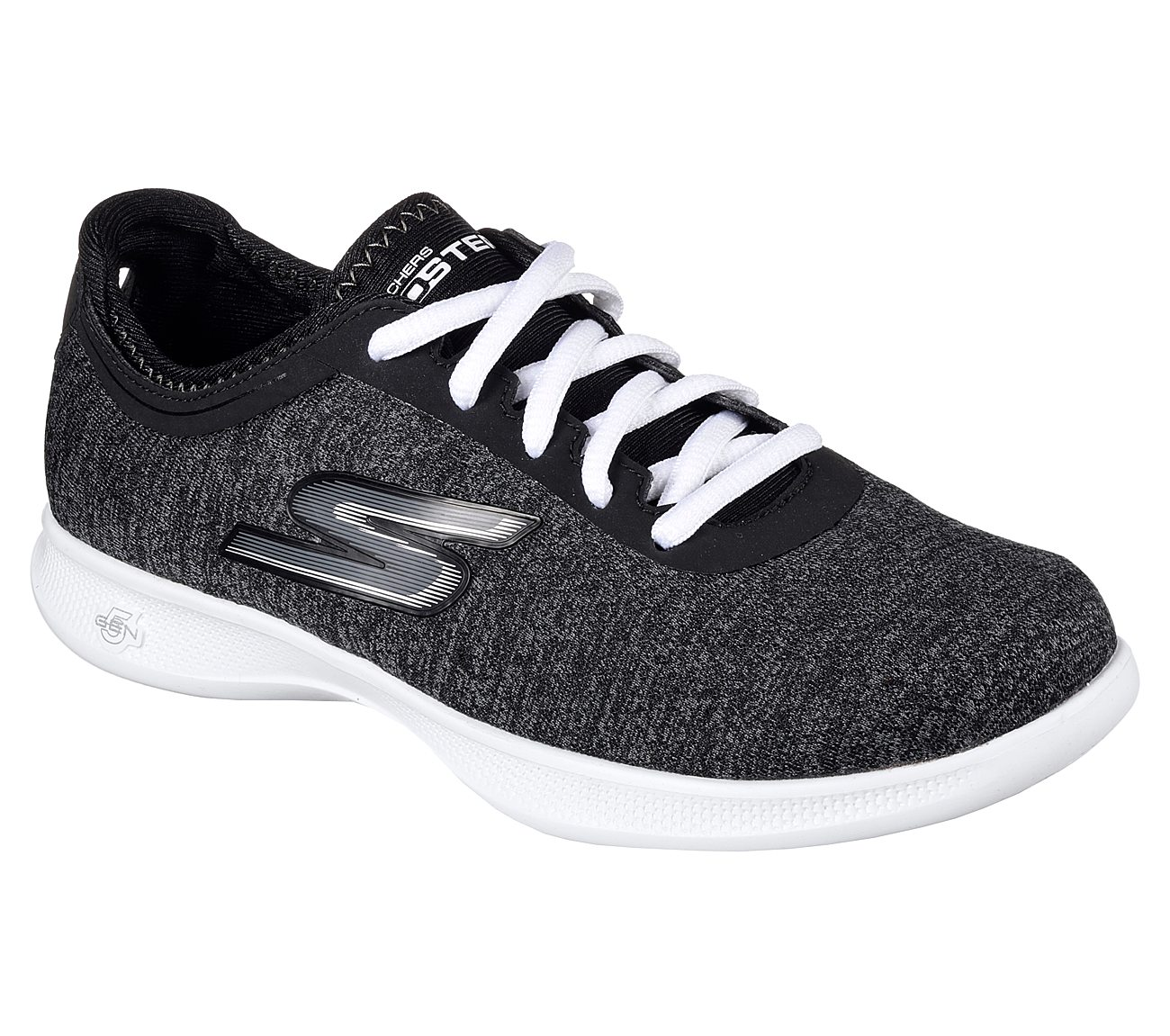 skechers go lite Black