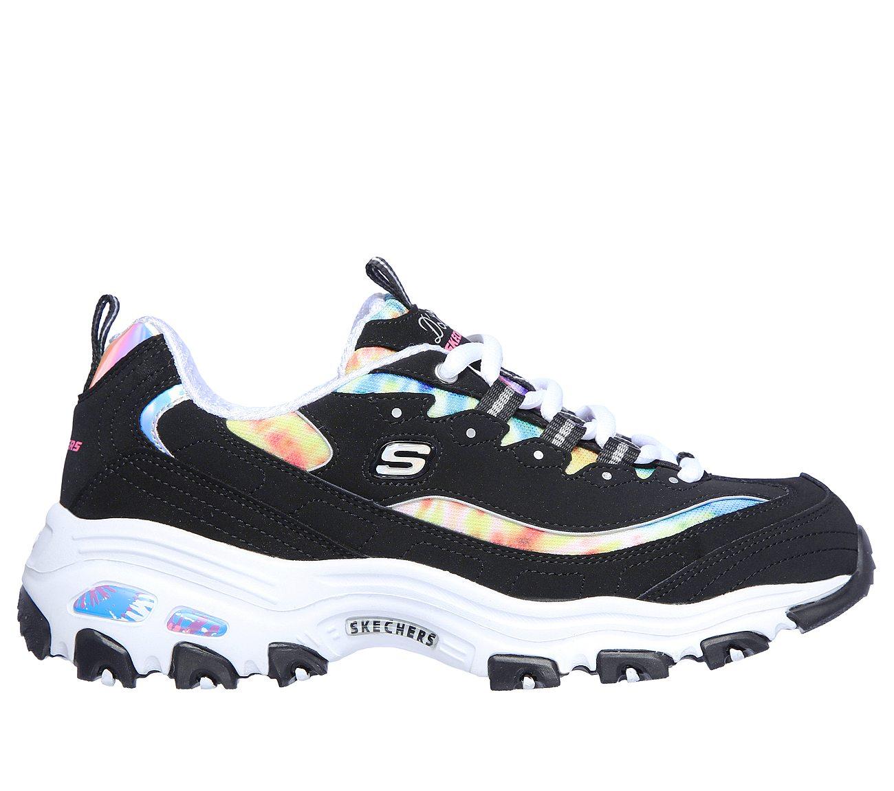 Sorprendido Hacer Bonito  Buy SKECHERS D'Lites - Summer Fiesta Training Shoes Shoes