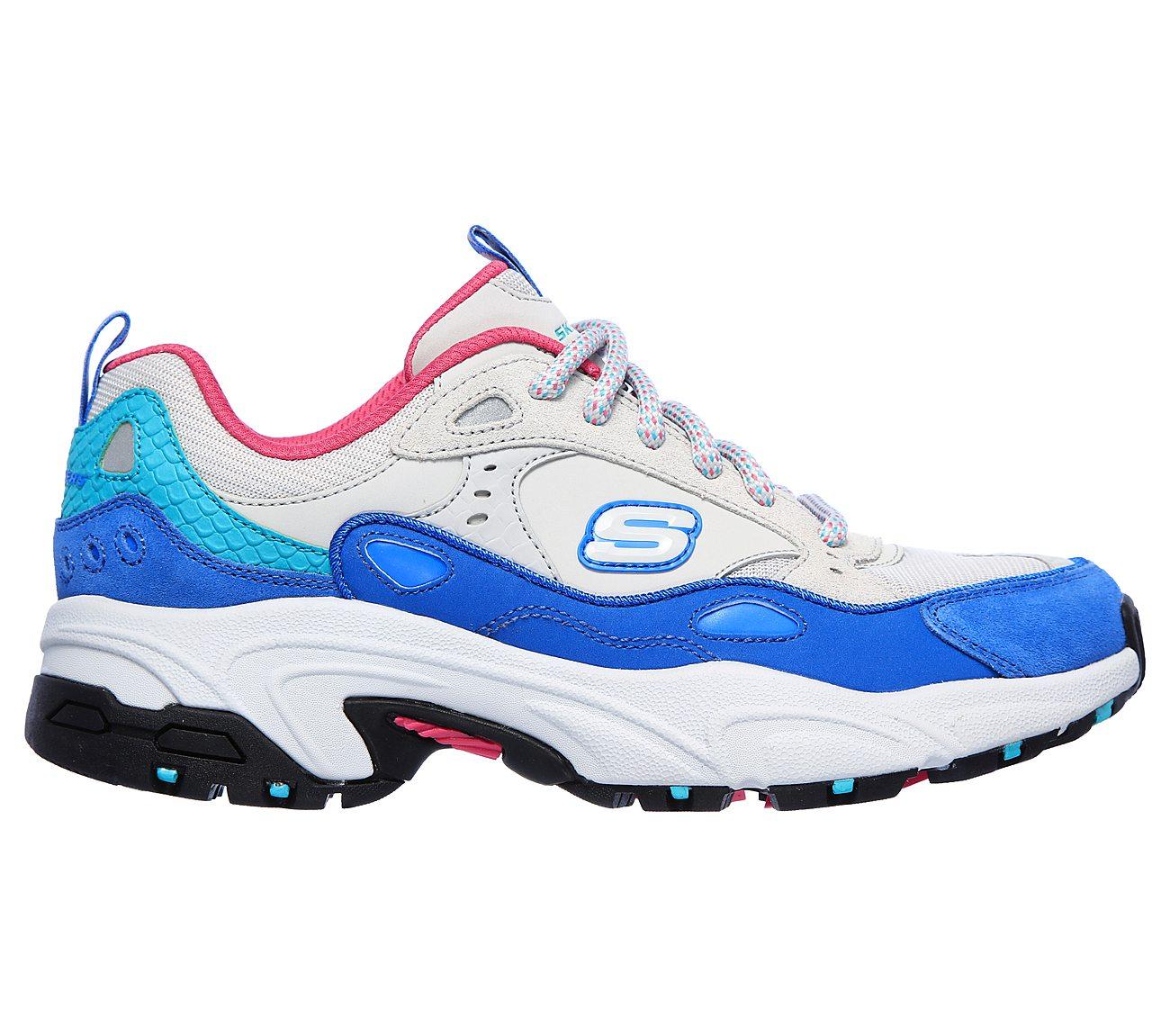 Buy SKECHERS Stamina Uphill Path Sport Shoes AWHOK