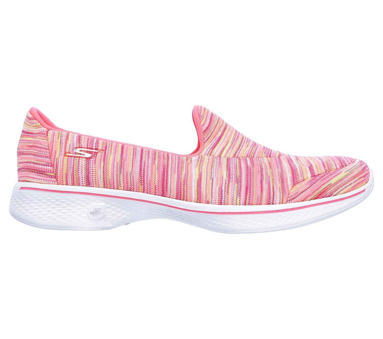 skechers go walk 4 pink