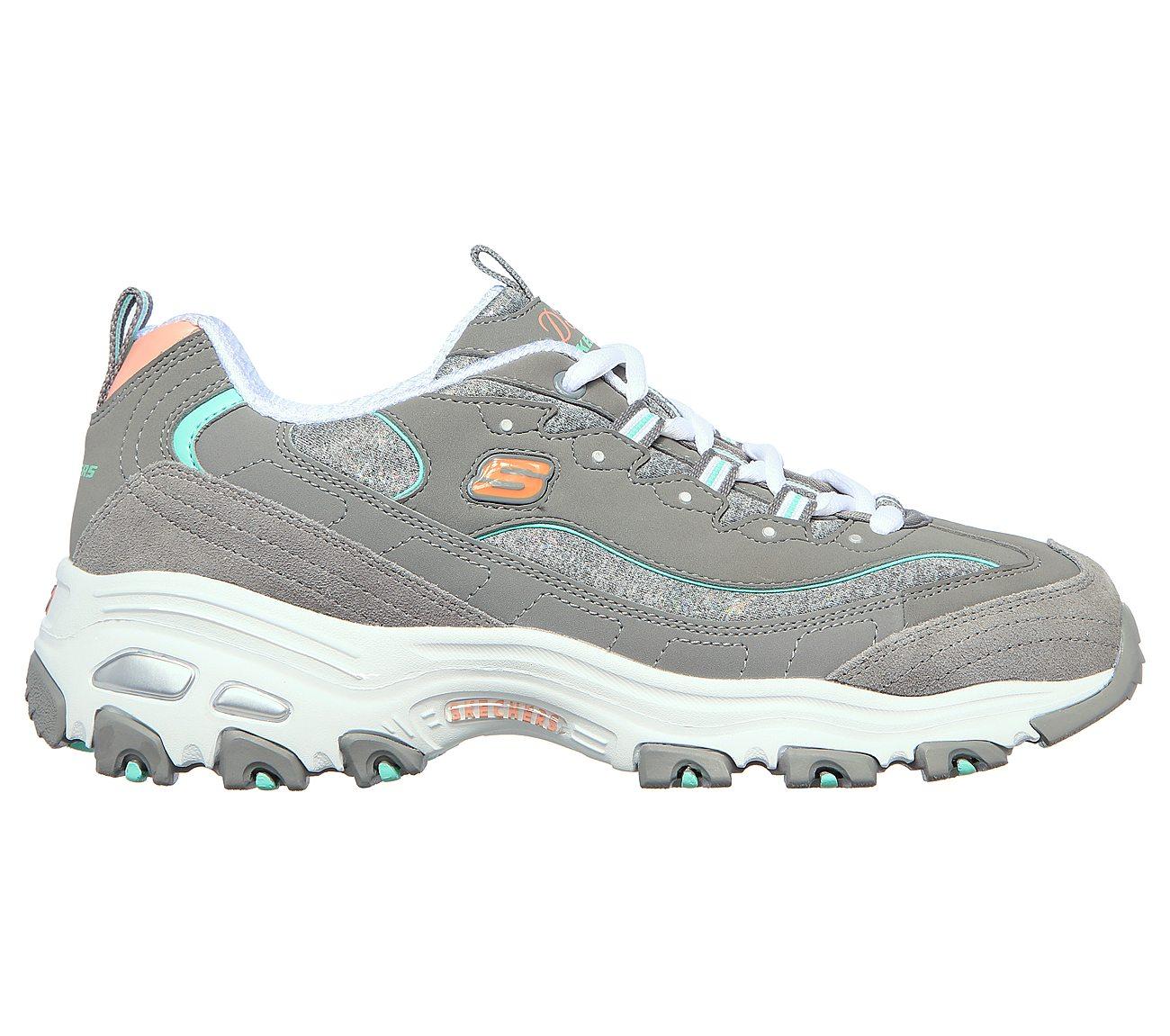 Buy SKECHERS D'Lites Sparkling Rain D'Lites Shoes vcU5O