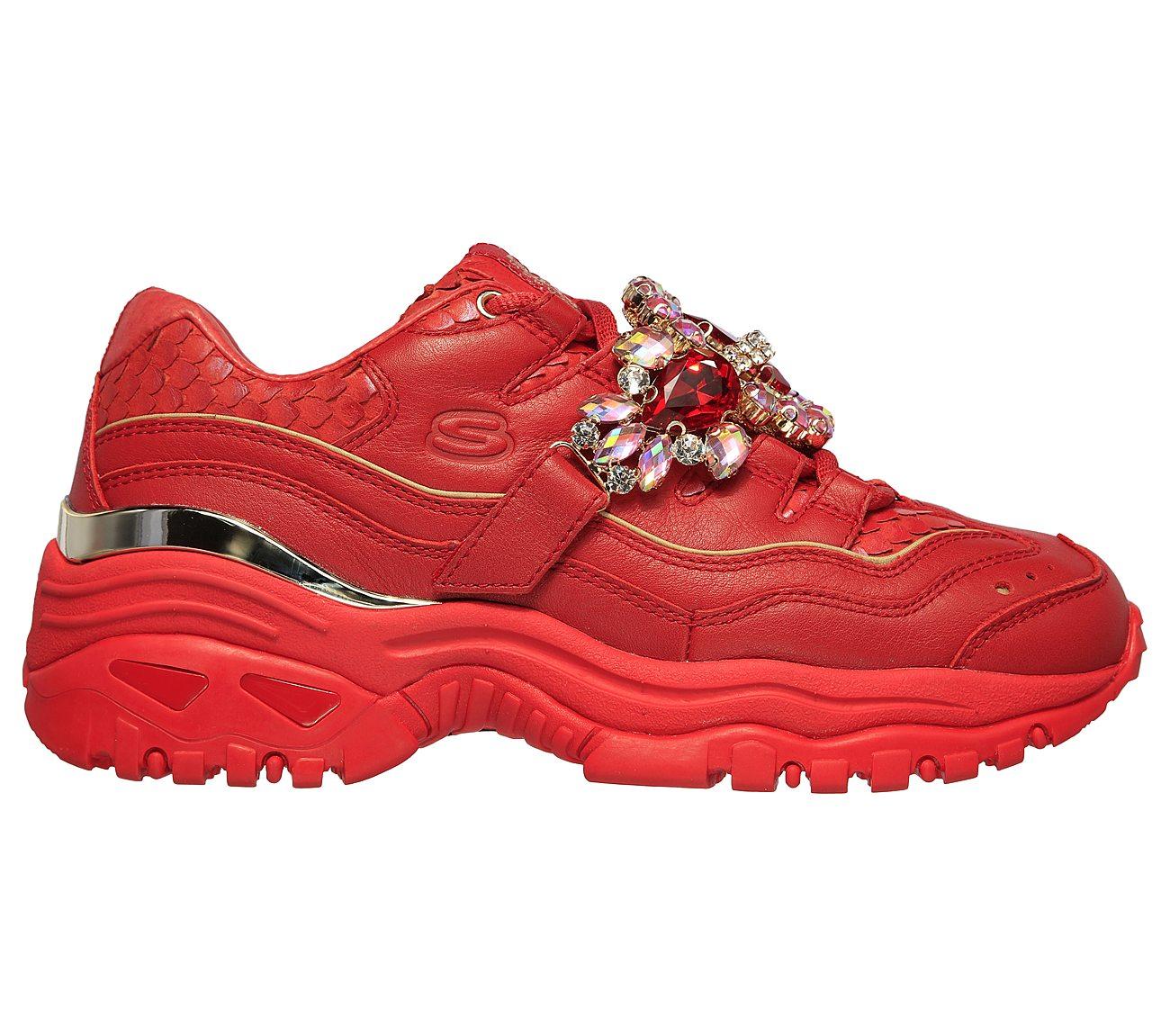 No es suficiente sentido Saga  Plasticita důkaz zpomalit skechers sneakers red old - guamnaturealliance.org