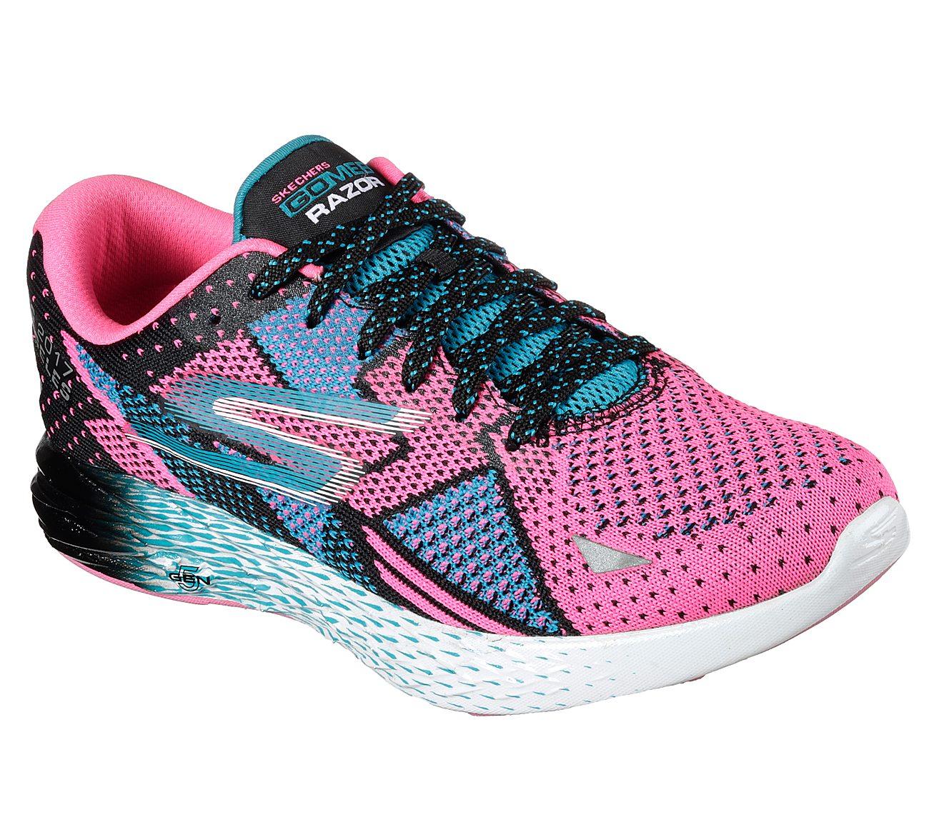 Skechers Women's GoMeb Razor Run Shoe