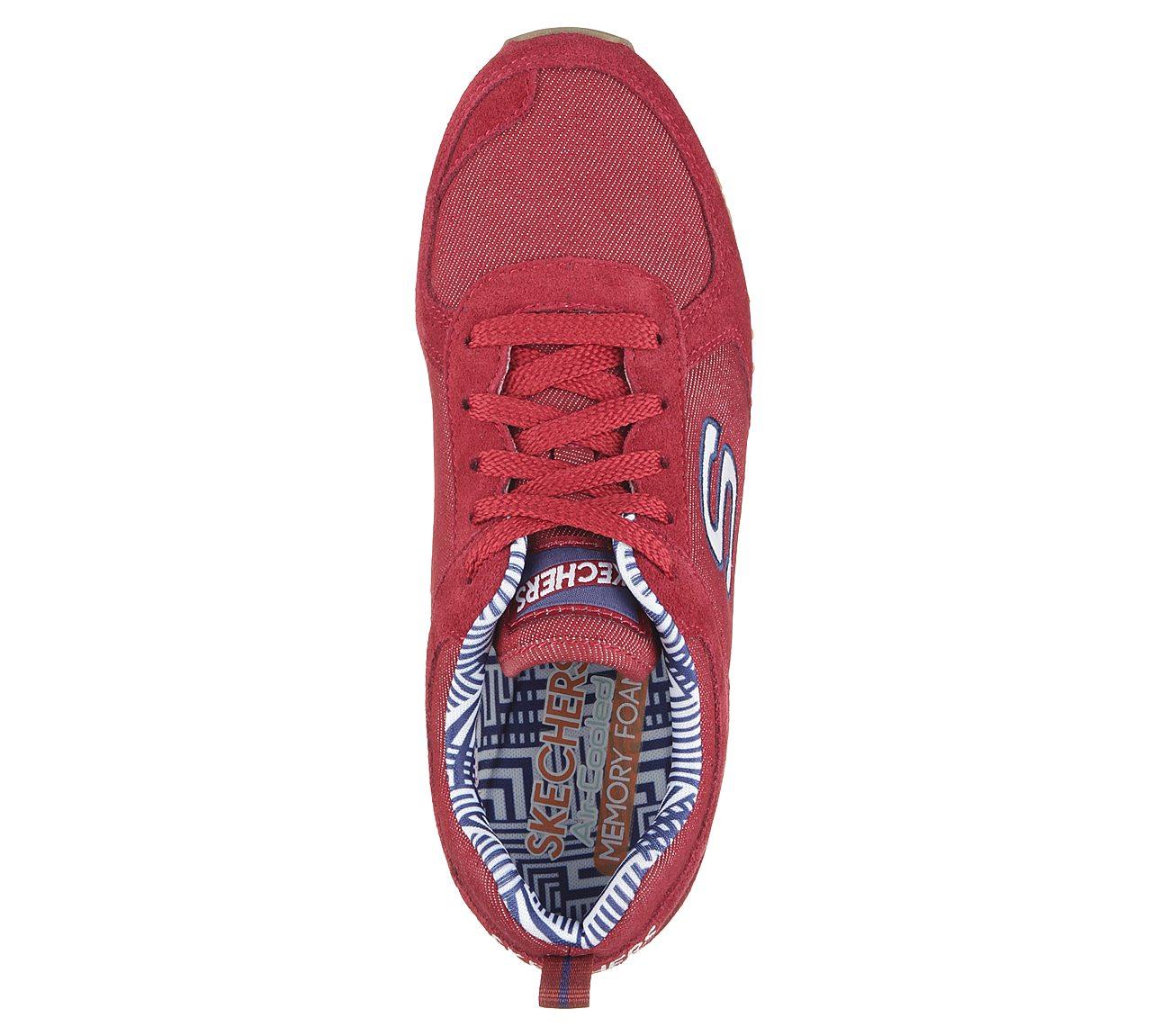 bcb189a76d04 Buy SKECHERS OG 78 - Denim Dash Originals Shoes only  40.00