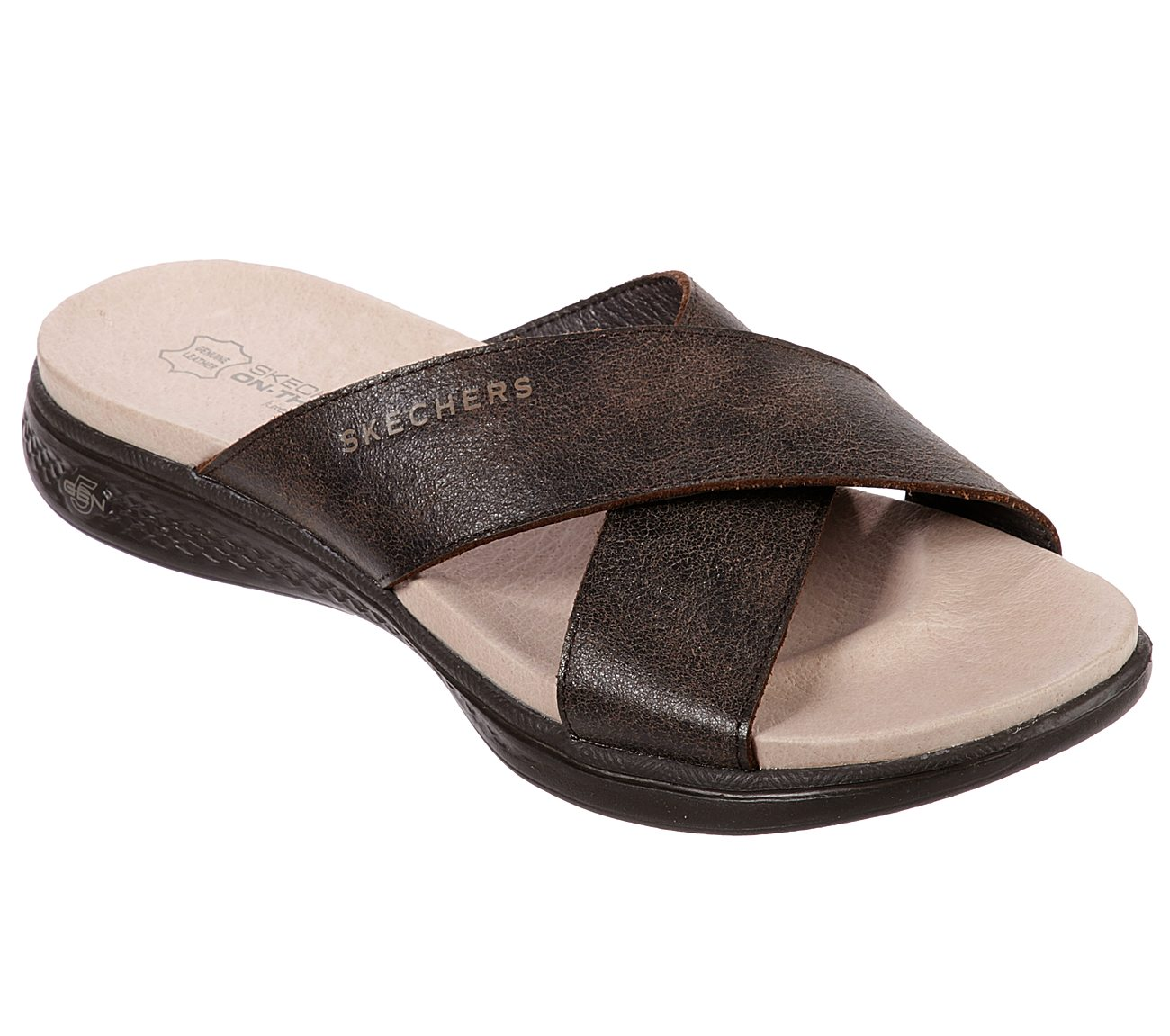 Sandalias Luxe On Finesse Skechers Go The dx0nqqTg