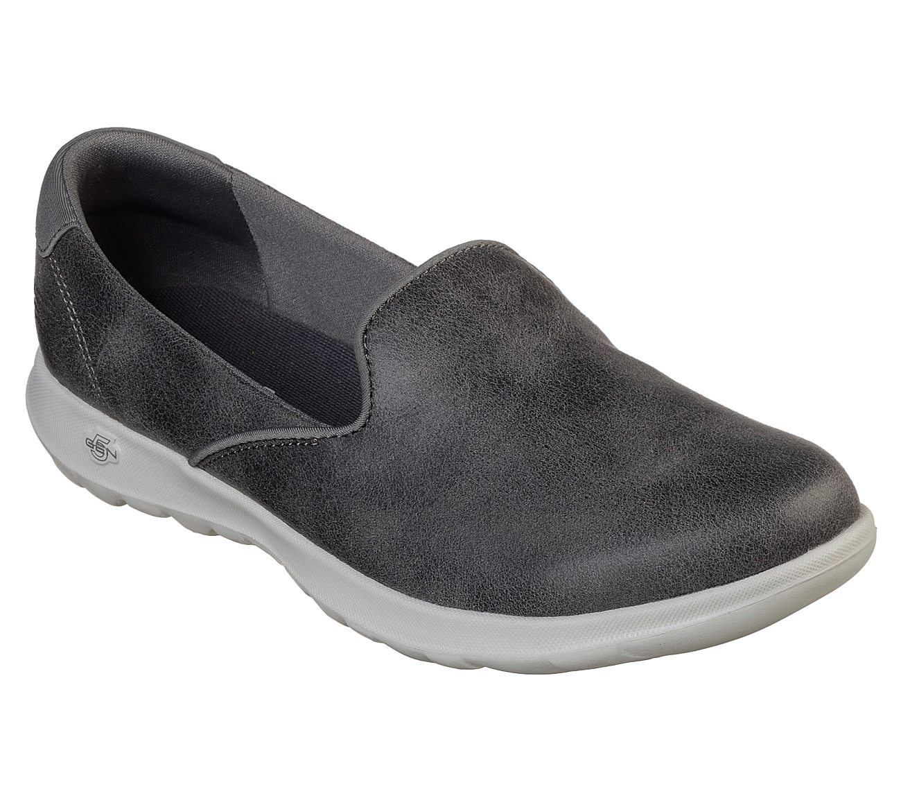 NEW SKECHERS WOMENS GOWALK LITE QUEENLY SLIP-ON WALKING SHOE