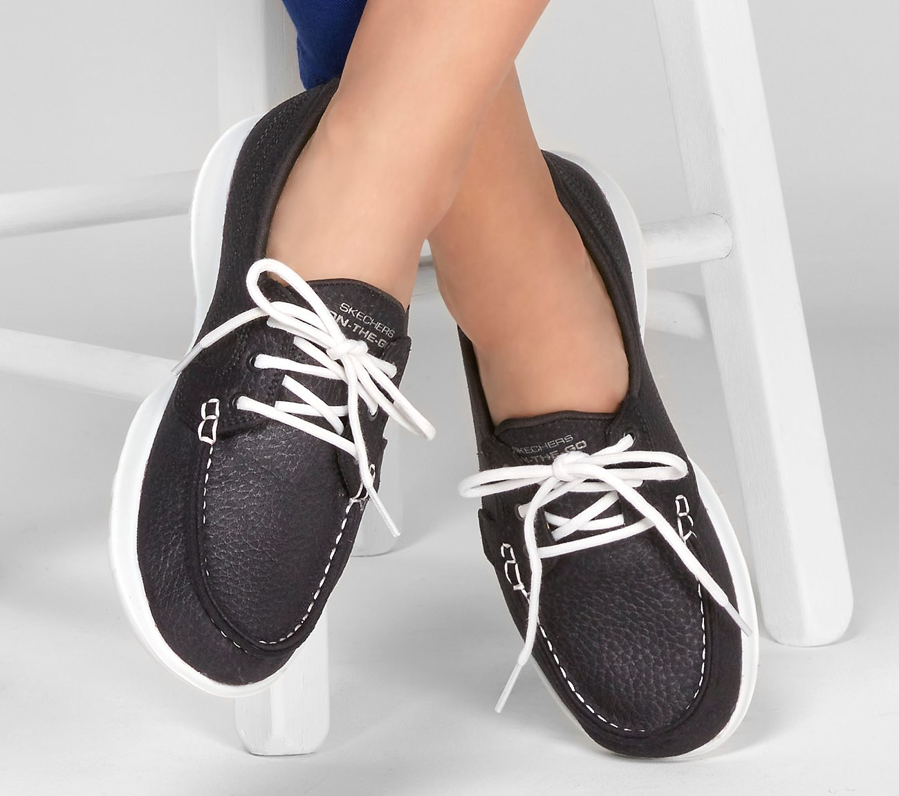 Skechers Go Walk Max Shoes for Men (Black 42 EU) : Buy