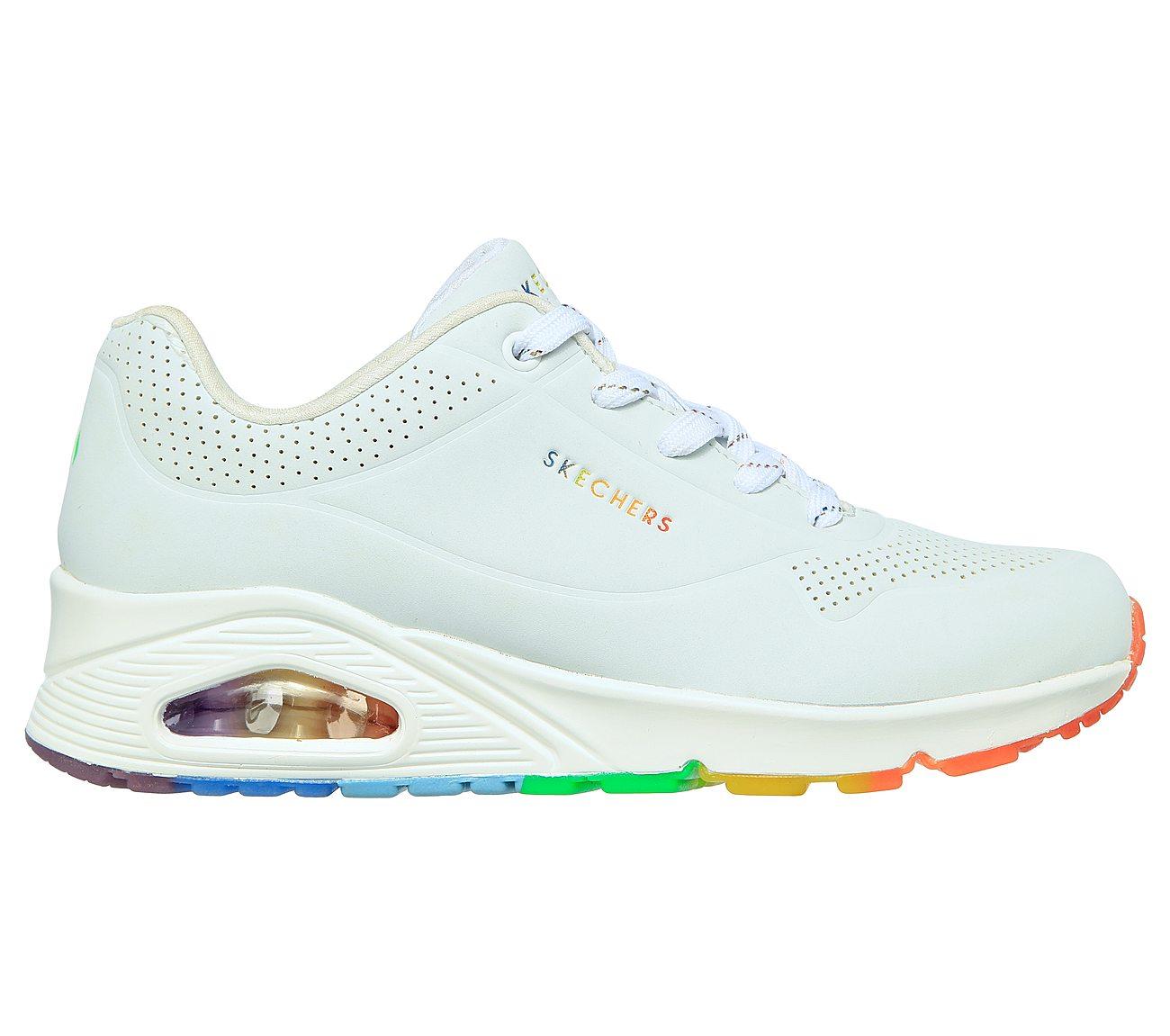 Duquesa menú Significativo  Buy SKECHERS Uno - Rainbow Peaks SKECHER Street Shoes