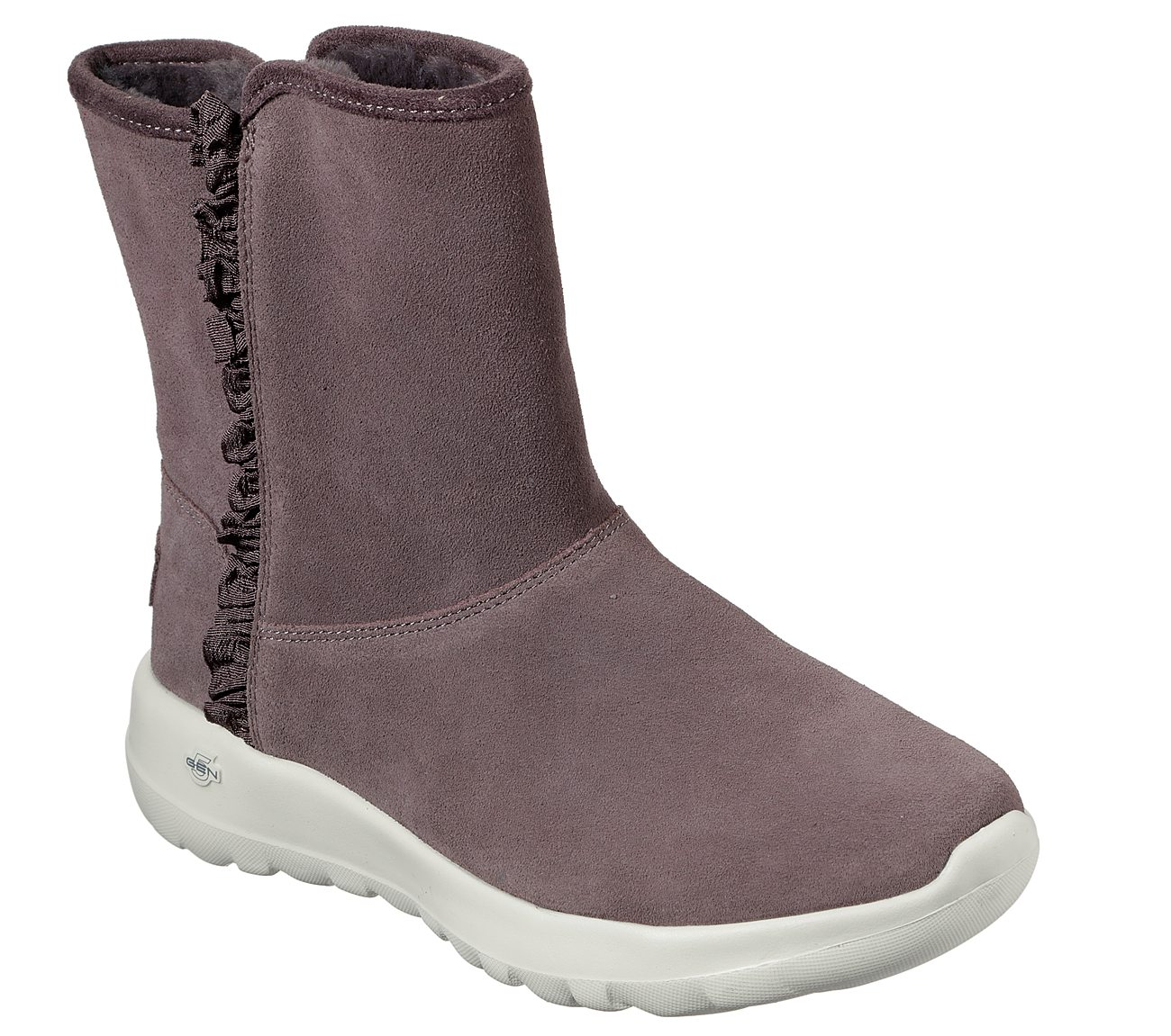 skechers on the go suede boots