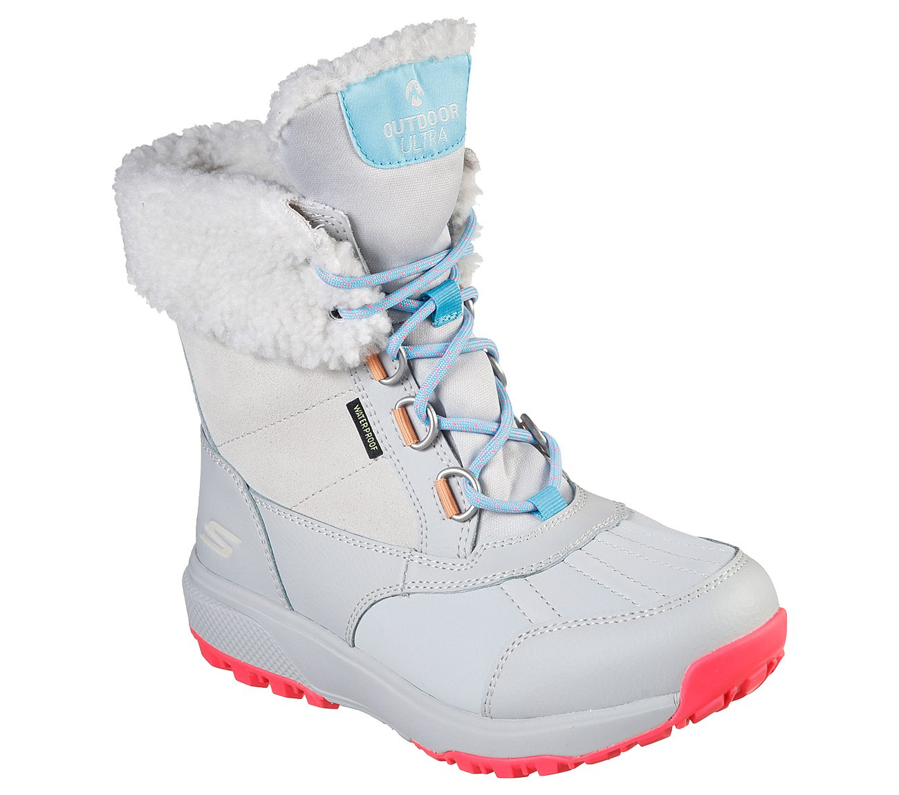 Skechers On the GO Outdoors Ultra - Snow Capped