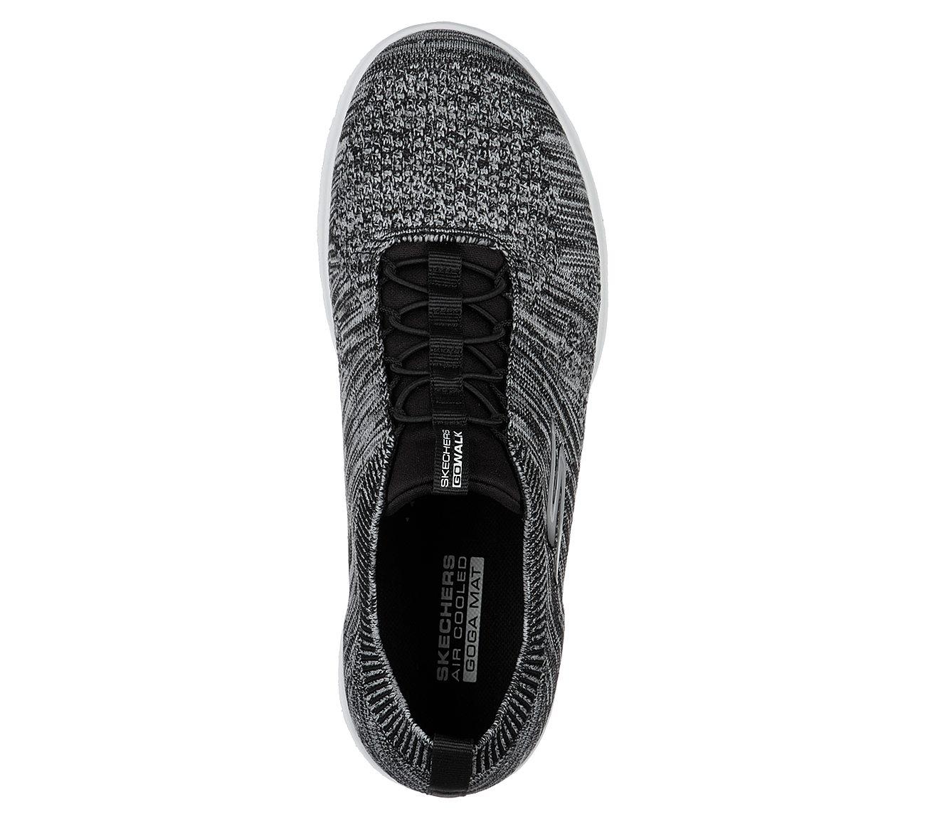 Skechers Go Walk Lite Dawn Womens Walking Shoes