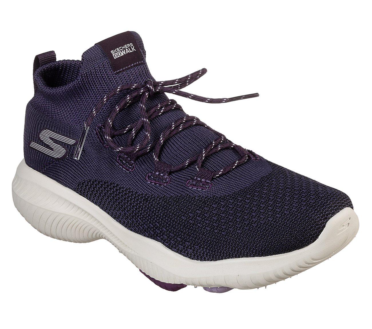 skechers purple boots