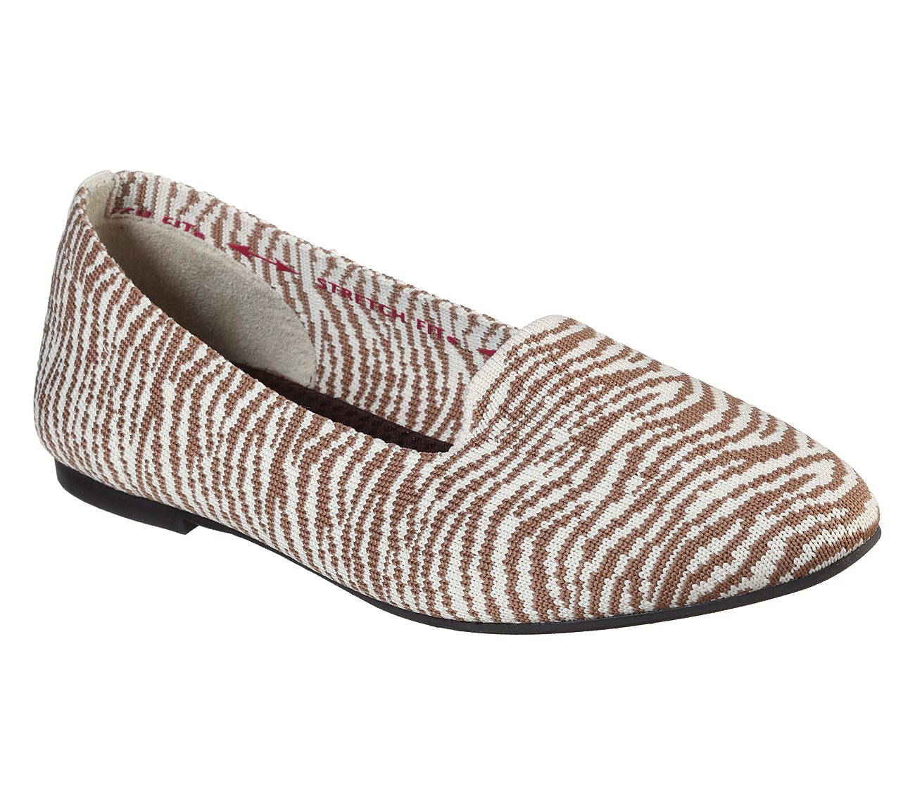 Buy Skechers Cleo Knitty Zebra Modern Comfort Shoes