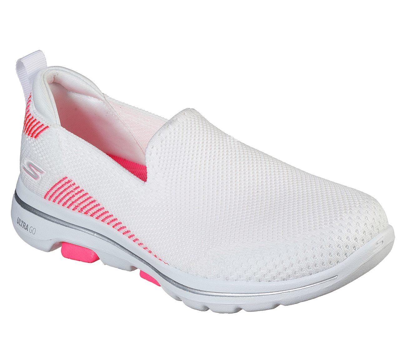 Skechers Womens Go Walk 5 Prized Sneaker