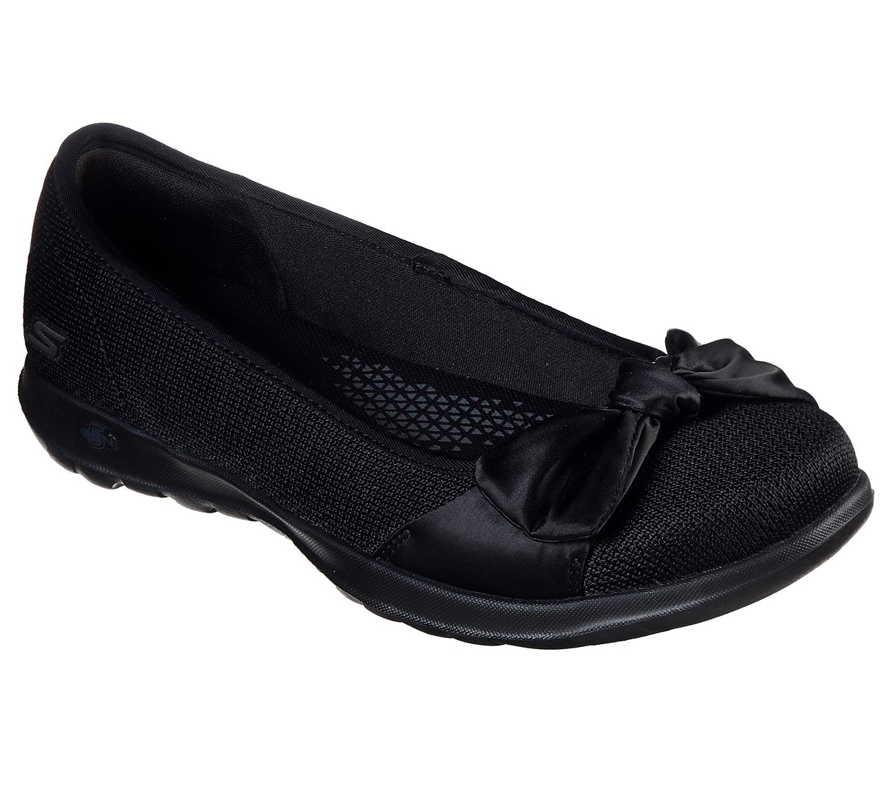 Skechers Womens Size 5.5 Black Shape