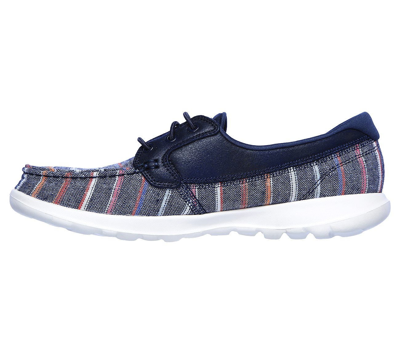 Skechers GO WALK LITE BEACHSIDE 16427NVMT NavyMulti