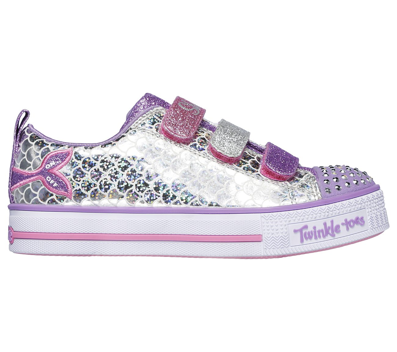Twinkle Toes: Twinkle Lite Sparkle Scales
