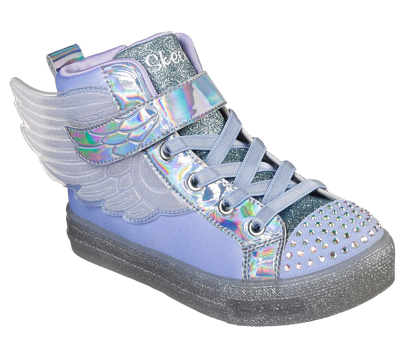 Sparkle Wings SKECHERS Twinkle Toes Shoes