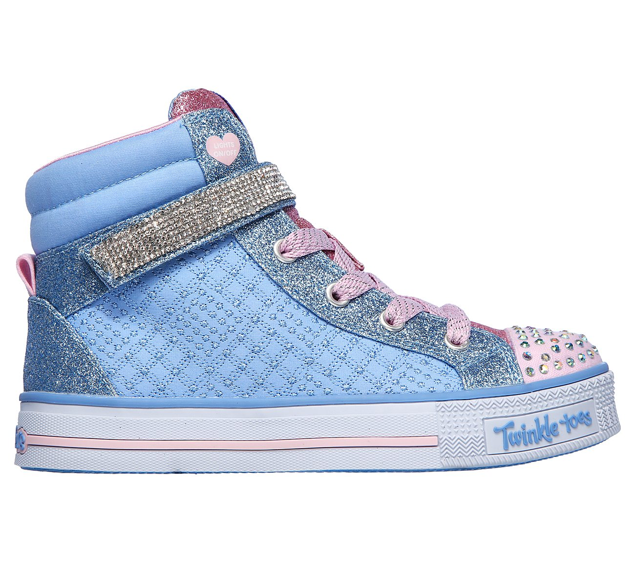3ce46f5590fe Buy SKECHERS Twinkle Toes  Twinkle Lite - Beauty N Bliss S-Lights ...