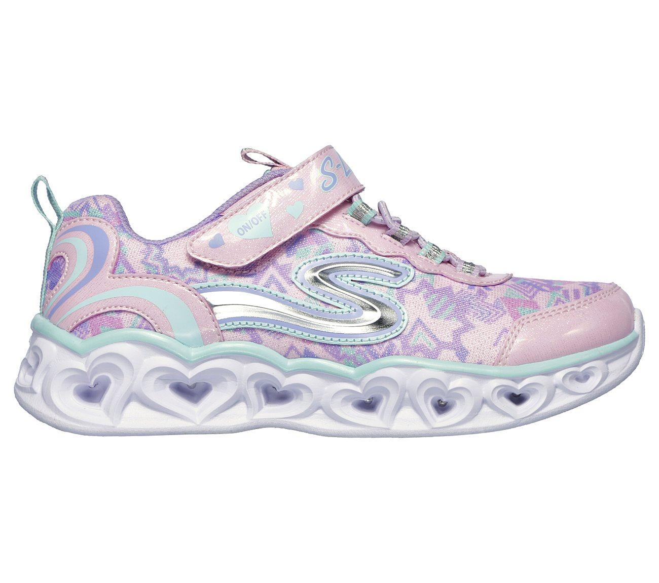 Shinkan estación de televisión total  Buy SKECHERS Skechers S Lights: Heart Lights S-Lights Shoes