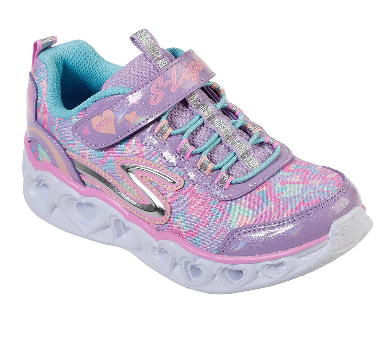 Buy SKECHERS S Lights: Heart Lights S Lights Shoes