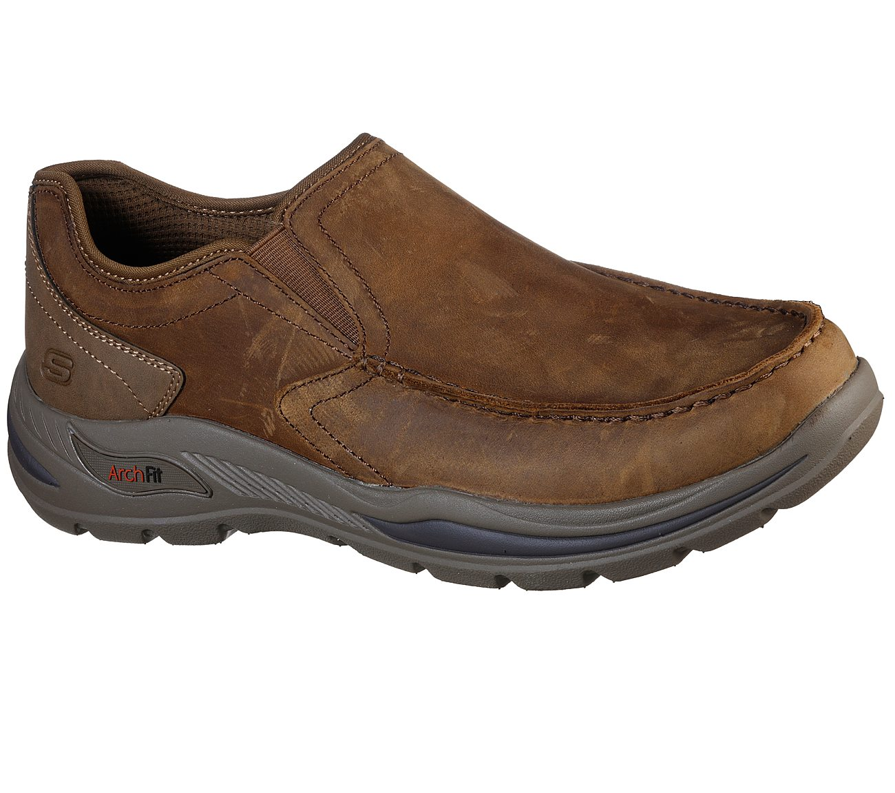 Hust EXTRA WIDE FIT Skechers Arch Fit Shoes