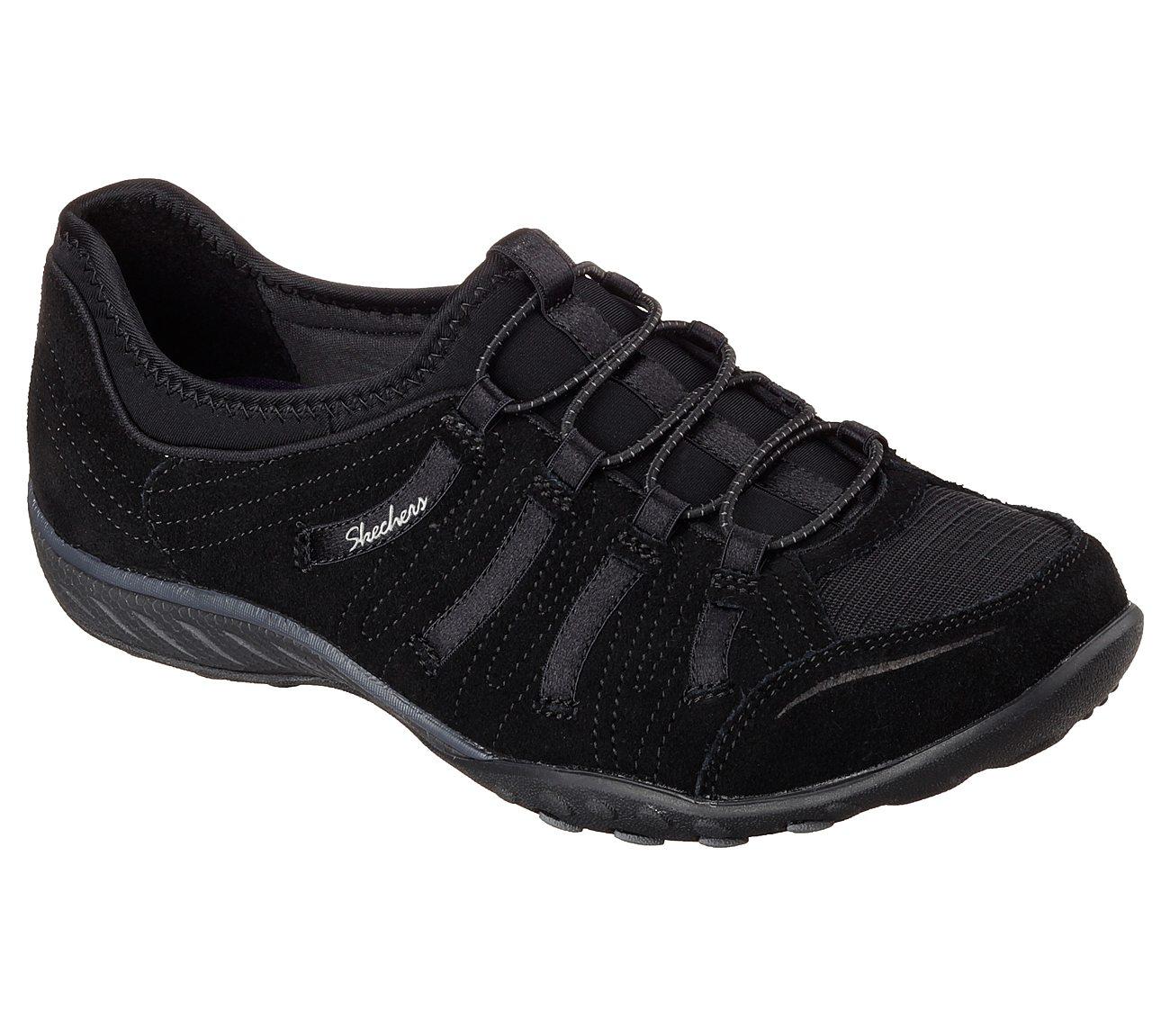 Skechers Shoes  Skechers Big Bucks 22478 Womens Sports Shoes Black
