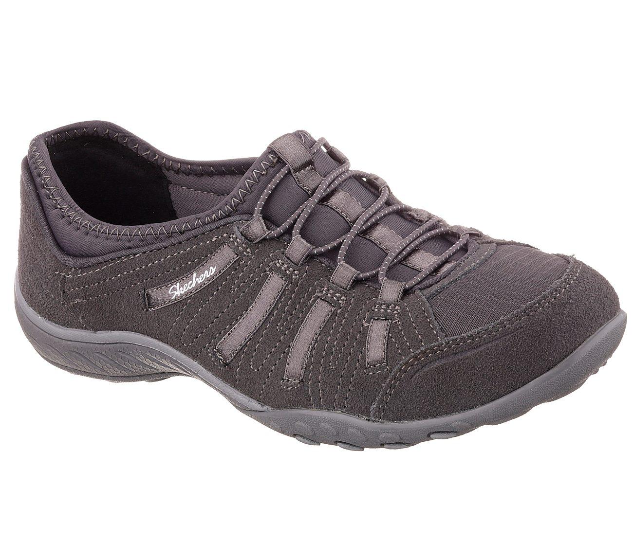 Skechers Breathe Easy Big Bucks Relaxed Fit Memory Foam 22478 Women's 10 Shoes