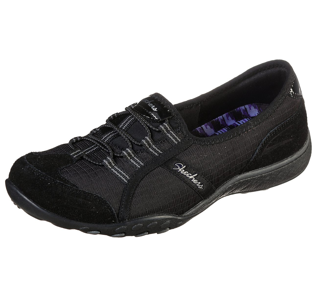 Womens Athletic Shoes skechers navy breathe easy allure bf4o80w1