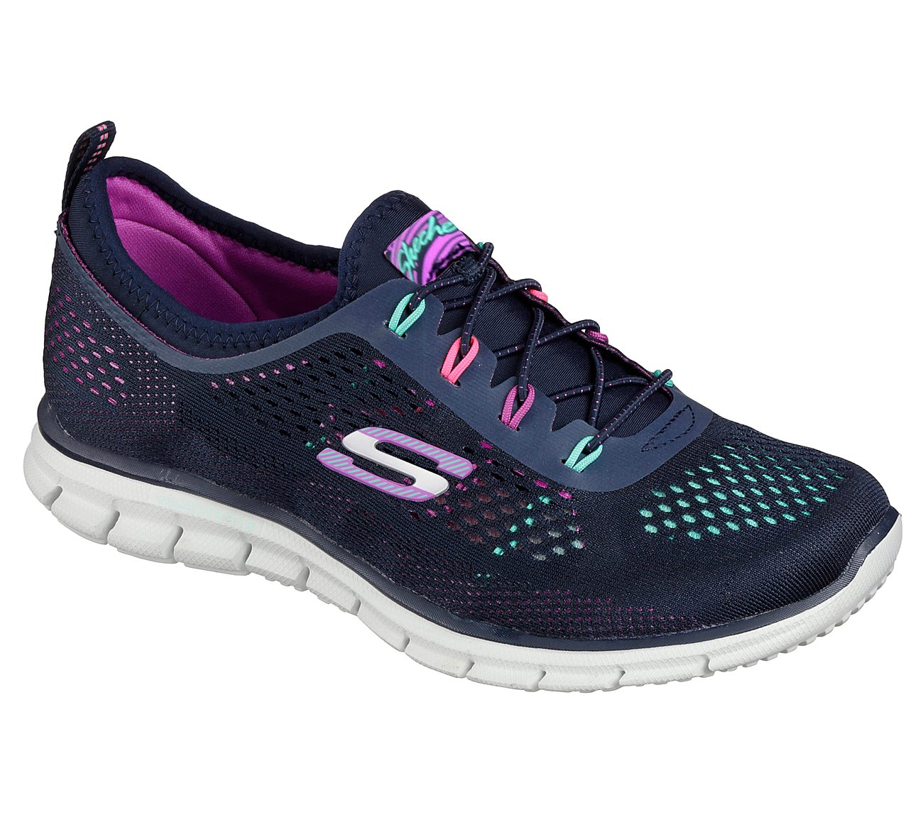 92124c43d6b1 Buy SKECHERS Stretch Fit  Glider Sport Active Shoes only  80.00