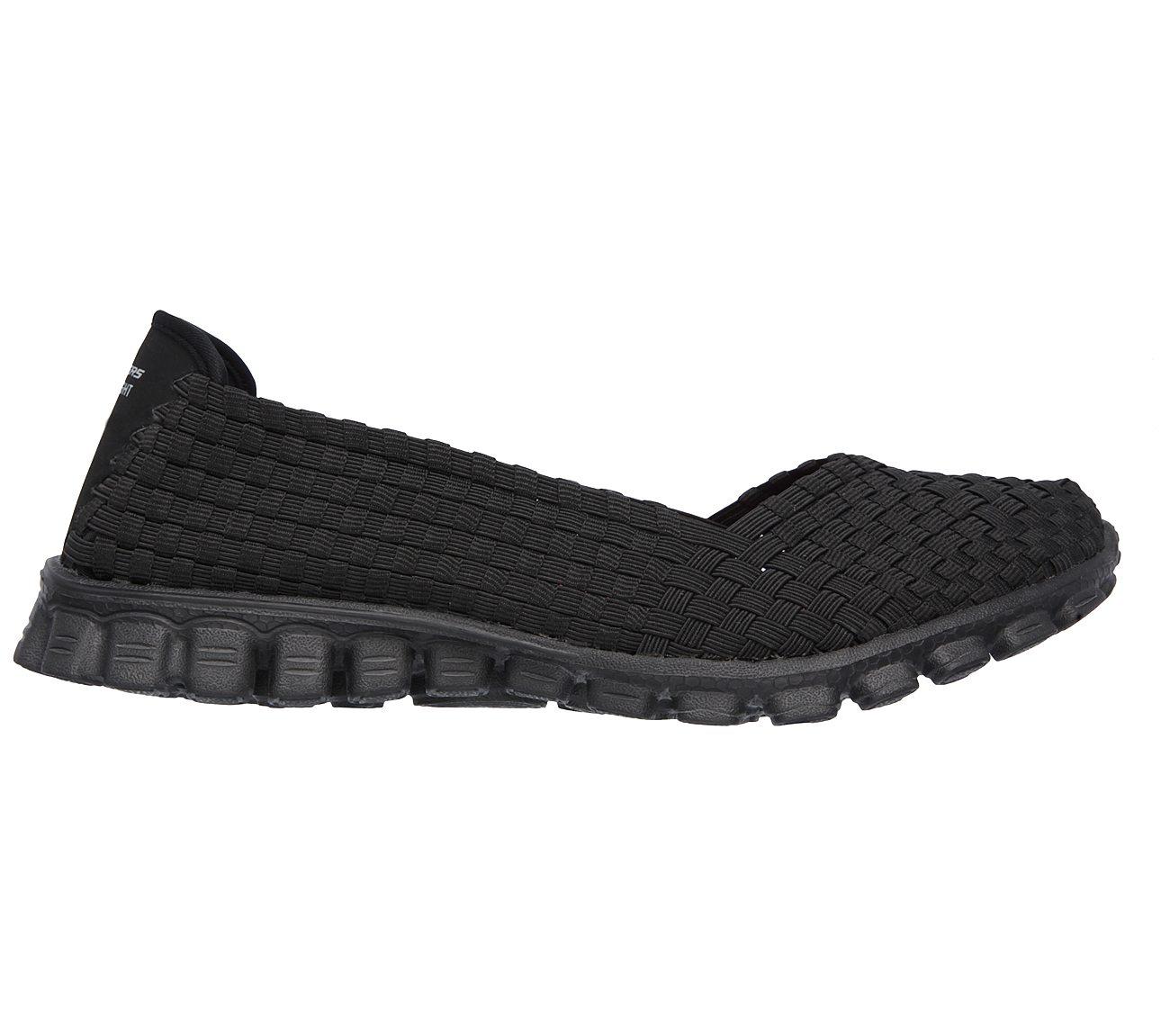 Womens Skechers EZ Flex 2 Delphi Slip On Black