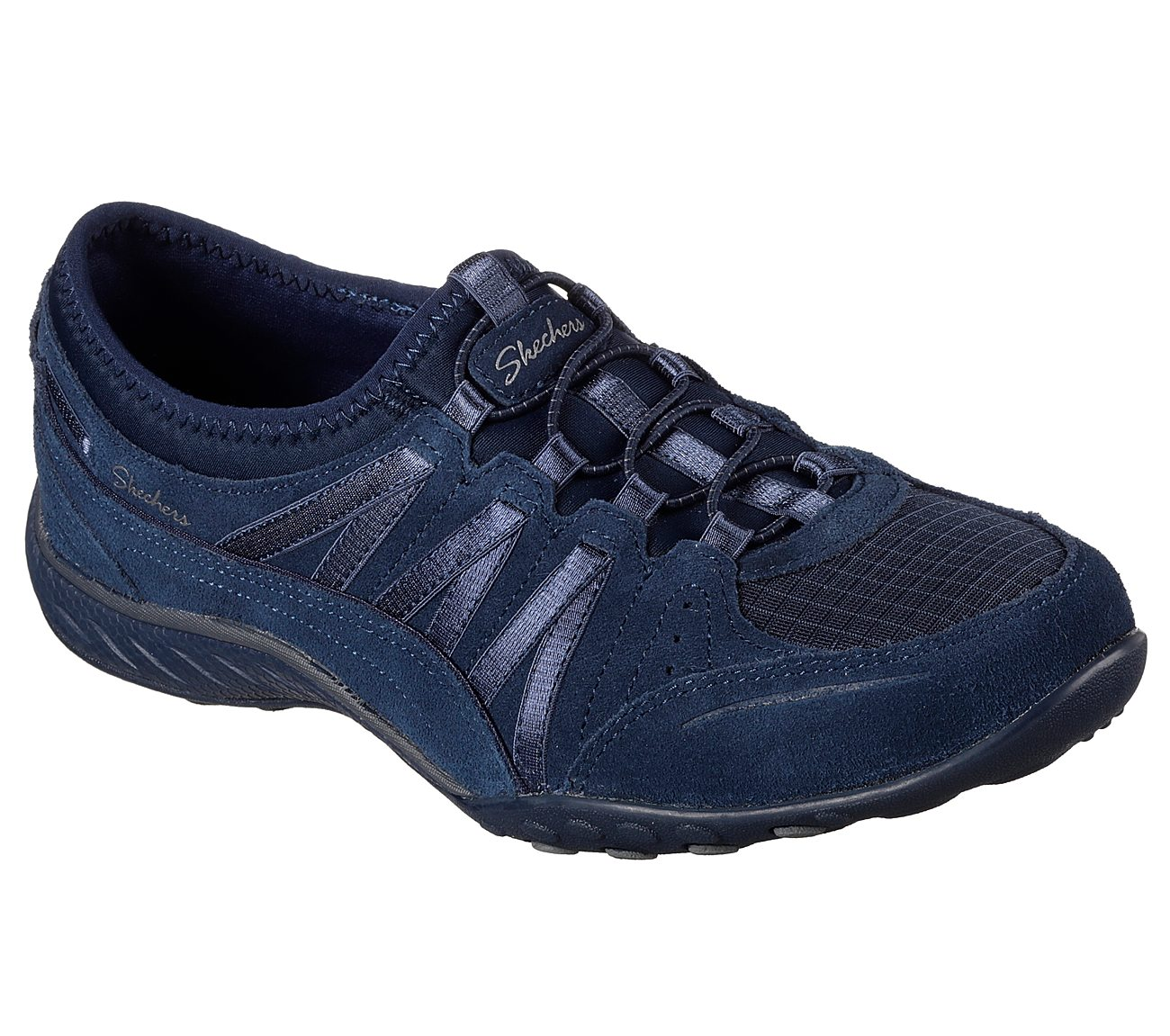 Skechers Breathe Easy Ransom Womens Casual Sneakers  QVCHFUME8