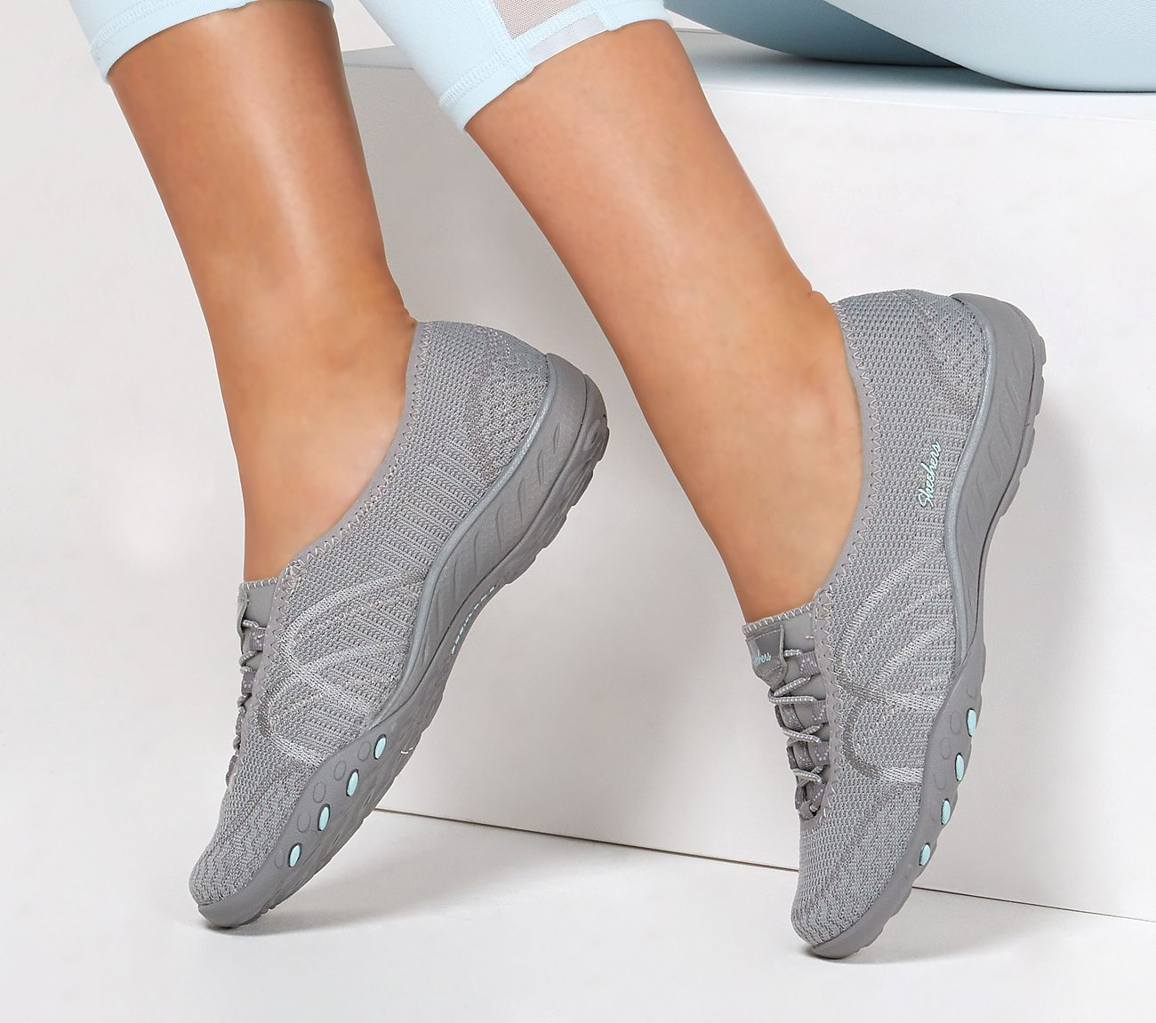 c97d31ecaded8 Buy SKECHERS Relaxed Fit: Breathe Easy - Sweet Jam Active Shoes only ...
