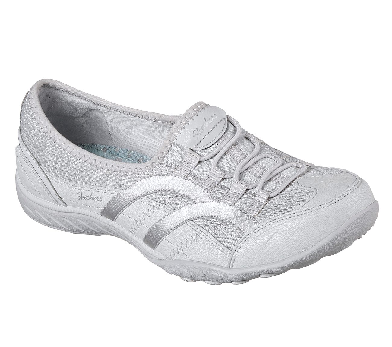 Skechers Relaxed Fit Breathe ... Easy Well Versed Women's Shoes 4SMOtp0e0i