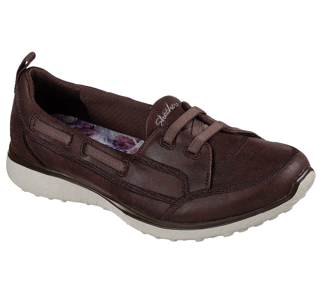 Skechers Microburst Dearest ... Women's Slip-On Shoes RyeW8CwzW