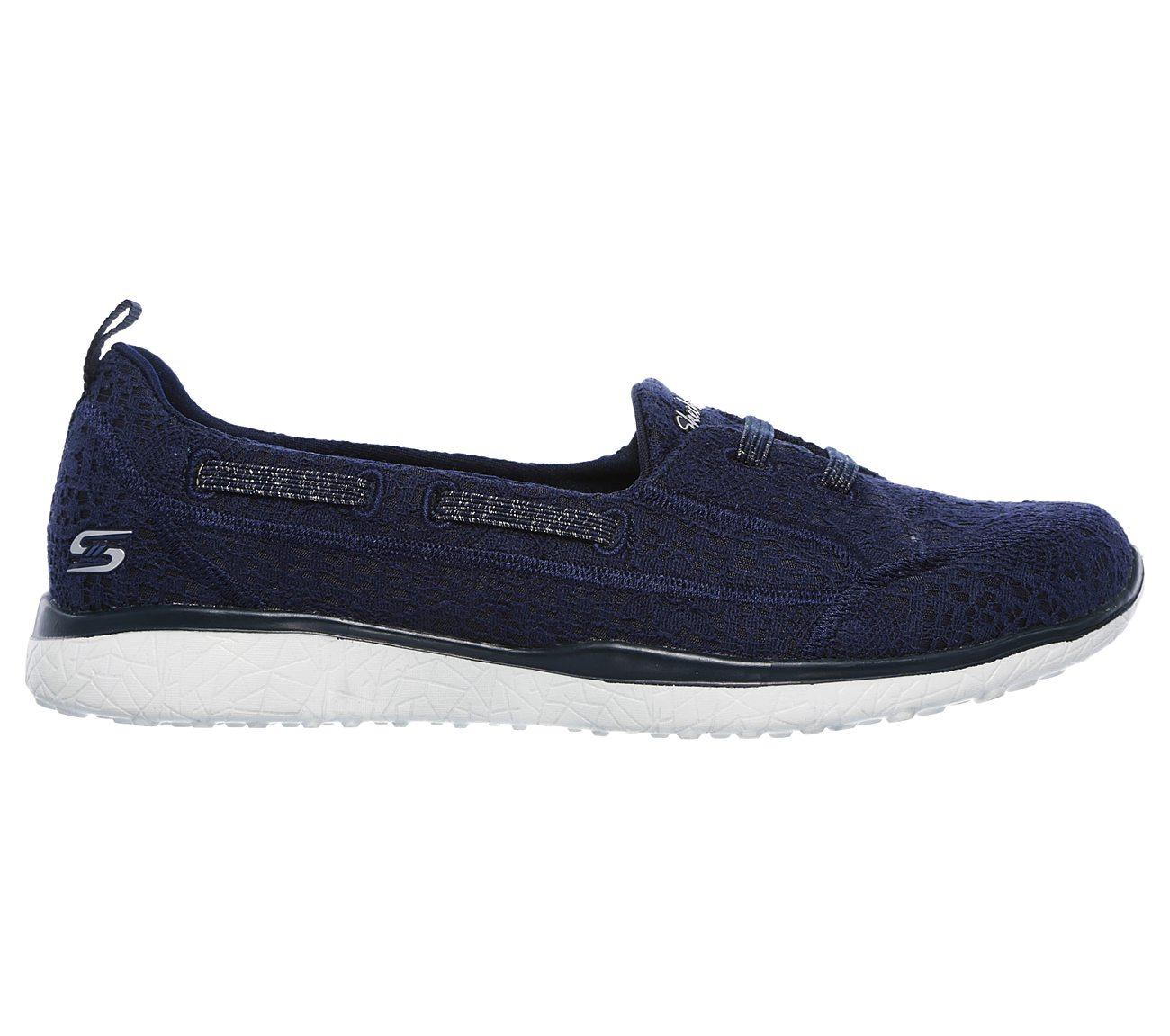 d7c3eb5e47 Buy SKECHERS Microburst - Gentle Gaze Fashion Fit Shoes only £62.00