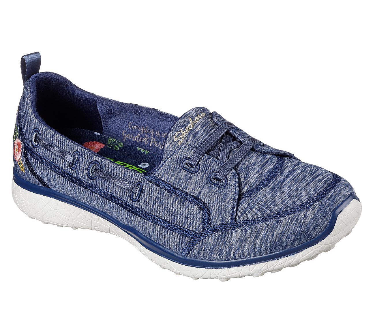 8719e99ca4 Buy SKECHERS Microburst - Beauty Blossom Fashion Fit Shoes only £62.00