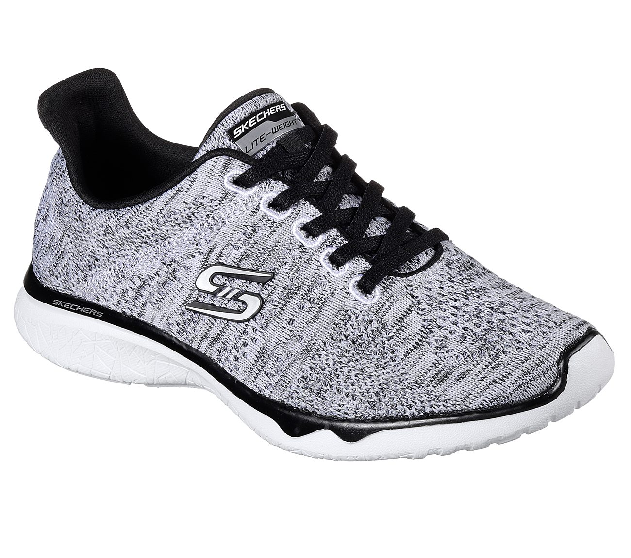 e06174419fd3 Buy SKECHERS Studio Burst - Edgy Sport Active Shoes only  75.00