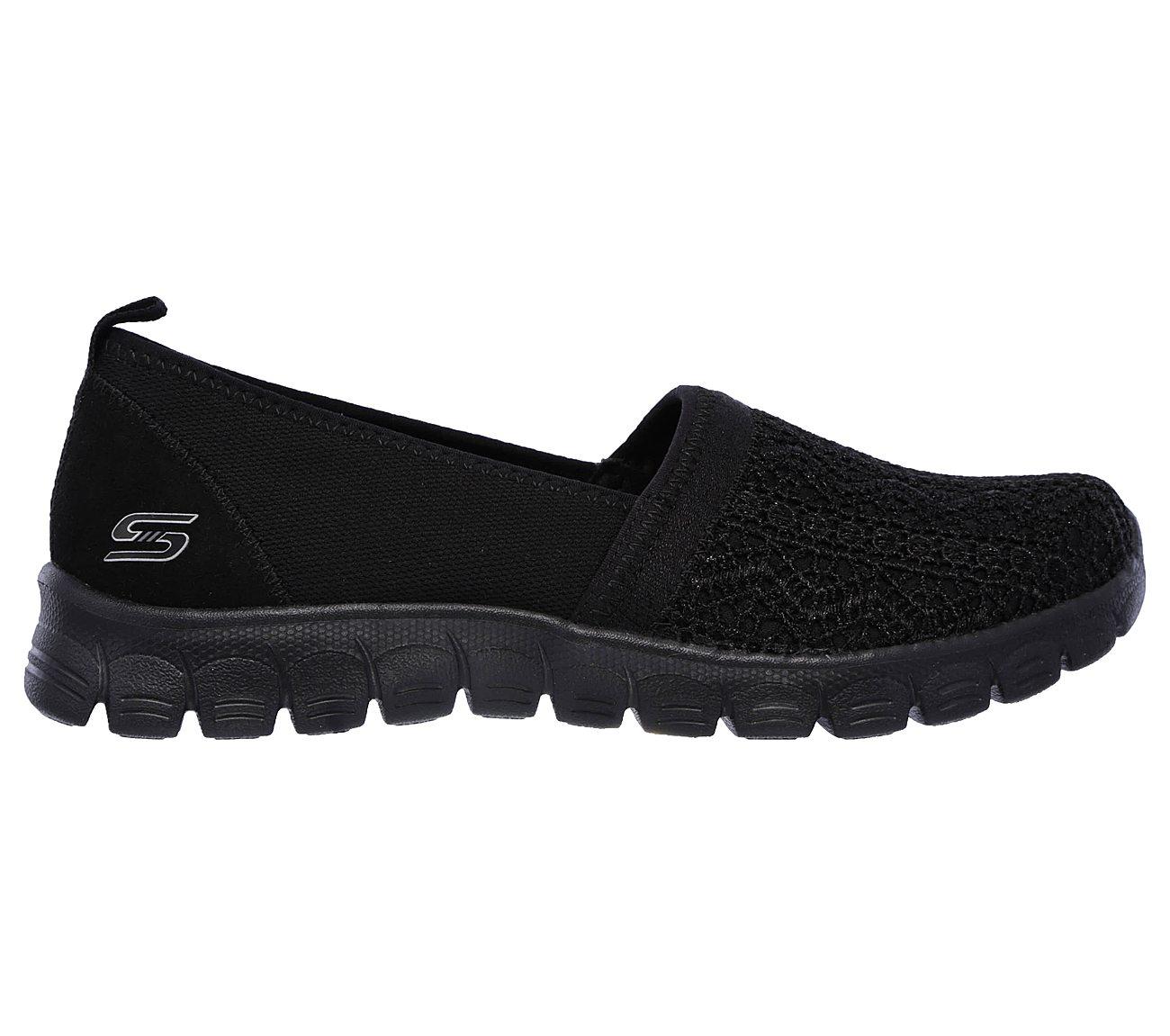 Skechers EZ Flex 3.0 Duchess Damen Sneaker Slipper Beige