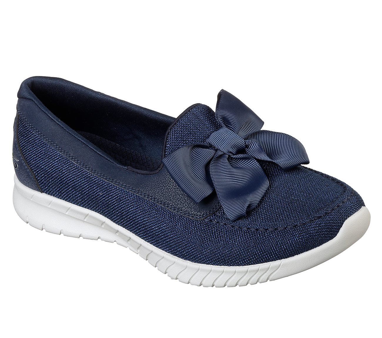 Footlocker For Sale Free Shipping Outlet Skechers Wave Lite Side By Side Loafer(Women's) -Gray Discount Footlocker Finishline Cheap Sale Get Authentic v4Lvn