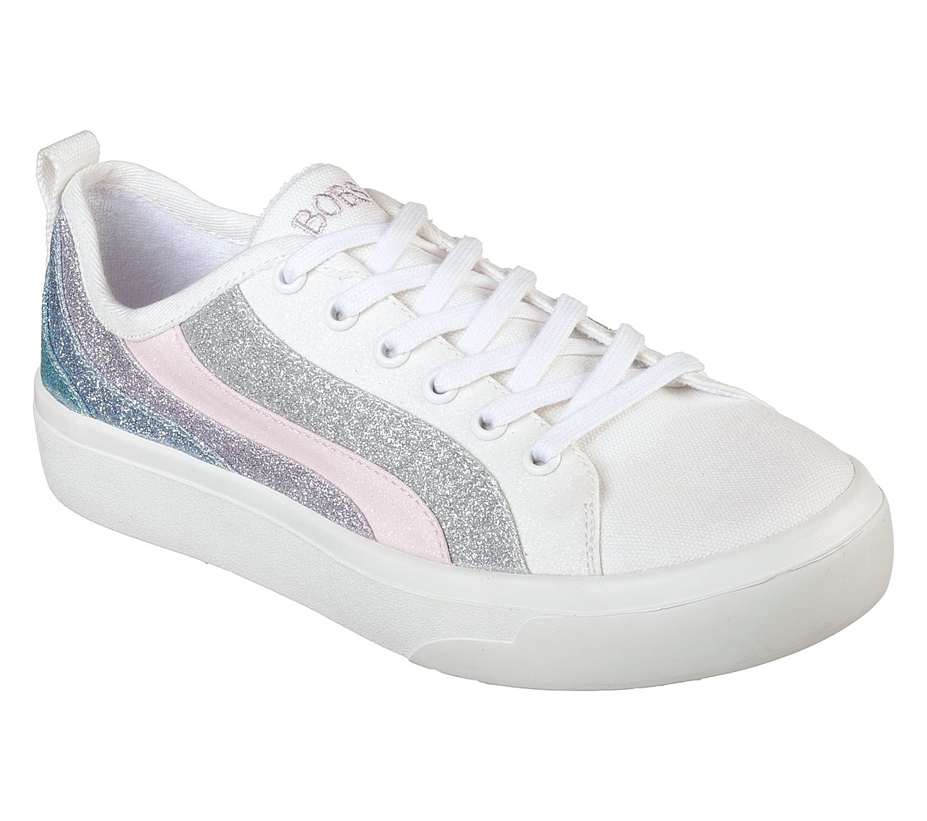 BOBS from SKECHERS Bobs Cloudy - Glitter Chaser