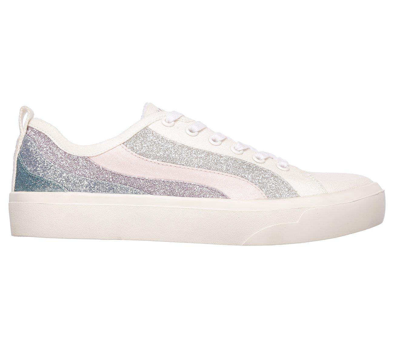 Skechers BOBS Cloudy Glitter Chaser Sneaker (Women's) ka11uJ
