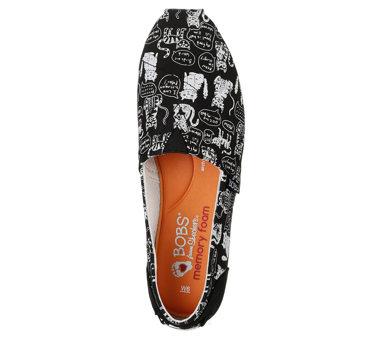 d68845cda52 Buy SKECHERS BOBS Plush - Quote Me BOBS Shoes only $45.00