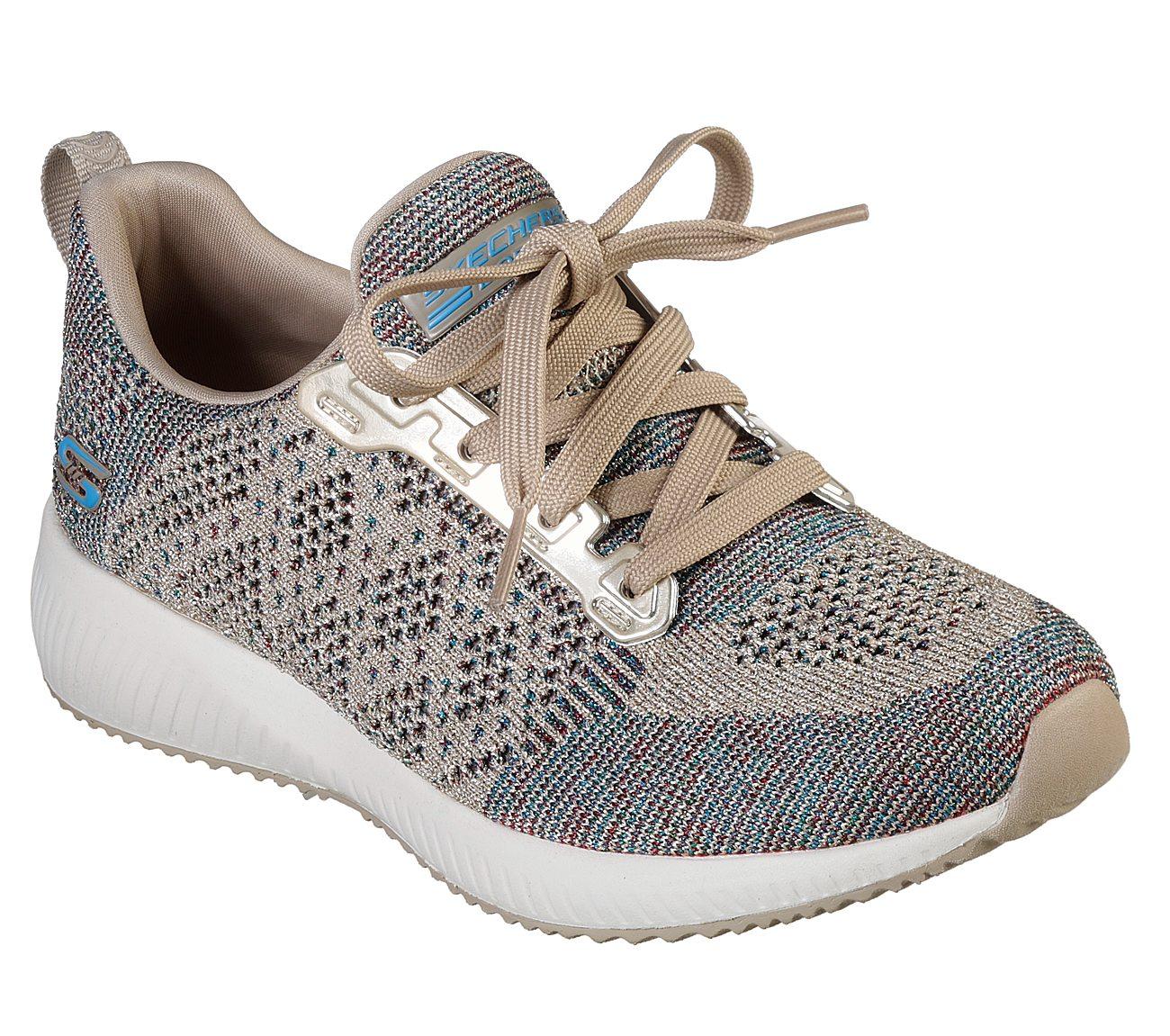 671ee7560eb6 Buy SKECHERS BOBS Sport Squad - Pop Color BOBS Shoes only  49.00